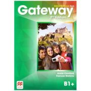 Gateway 2nd Edition, Online Workbook Pack, B1+ ( Editura: Macmillan, Autori: Annie Cornford, Frances Watkins ISBN 9780230480803)