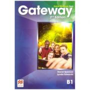 Gateway 2nd Edition, Online Workbook Pack, B1 ( Editura: Macmillan, Autori: David Spencer, Lynda Edwards ISBN 9780230480780)