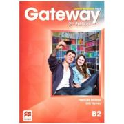 Gateway 2nd Edition, Online Workbook Pack, B2 ( Editura: Macmillan, Autori: Frances Treloar, Gill Holley ISBN 9780230480827)