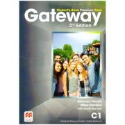 Gateway Student's Book Premium Pack, 2nd Edition, C1 ( Editura: Macmillan, Autori: Amanda French, Miles Hordern with David Spencer ISBN 978-1-786-32312-5)