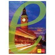 Limba moderna 1 Engleza Manual pentru clasa a VIII-a ( Editura: Art Grup editorial, Autori: Herbert Puchta, Jeff Stranks&Peter Lewis-Jones with Irina Spataru ISBN 9786069089637 )