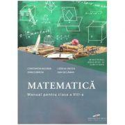 Matematica, manual pentru clasa a VIII-a ( Editura: CD Press, Autori: Constantin Basarab, Catalin Cristea ISBN 9786065285187)