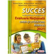 Succes la pregatirea examenului de Evaluarea Nationala LIMBA SI LITERATURA ROMANA 2021 (Editura: Sigma, Autori: Mariana Cheroiu, Nicoleta Kuttesch, Mihaela Musat ISBN 9786067274585)