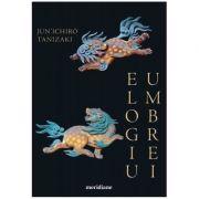 Elogiul umbrei (Editura: Art Grup editorial, Autor: Jun'ichirō Tanizaki ISBN 9786067106602)