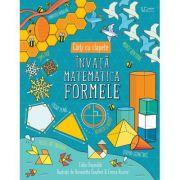 Invata matematica. Formele. carti cu clapete (Usborne) (Editura: Univers Enciclopedic, Autor: Usborne Books ISBN 9786067046731)