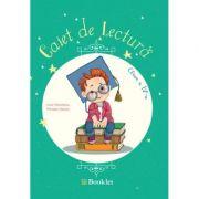 Caiet de lectura clasa a IV-a PR074 ( Editura: Booklet, Autor(i): Aura Motofeanu, Mihaela Staneci ISBN 9786065903739 )