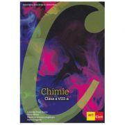 Chimie clasa a VIII-a (Editura: Art Grup editorial, Autori: Luminita Irinel Doicin, Silvia Girtan, Madalina Veronica Angelusiu, Maria Dragomir ISBN 9786069089989)