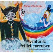 Aventurile fetitei curcubeu ( Editura: Letras, Autor: Alina Panazan ISBN 9786060711285)