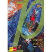 Educatie plastica clasa a VIII-a (Editura: Art Grup editorial, Autori: Sanda Amarandei, Radu Lilea, Valeriu Pantilimon ISBN 9786069089545)