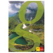 Geografie clasa a VIII-a (Editura: Art Grup editorial, Autori: Silviu Negut, Carmen-Camelia Radulescu, Ionut Popa ISBN 978-606-9089-60-6)