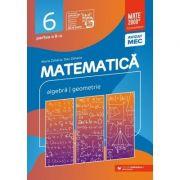 Matematica. Algebra, geometrie. Clasa a VI-a. Consolidare. Partea a II-a (Editura: Paralela 45, Autori: Maria Zahaira, Dan Zaharia ISBN 9789734733088)
