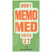 Memomed 2021 / Editia 27 (Editura: Universitara ISSN 2069-2447)