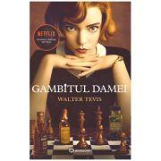 Gambitul damei (Editura: Bookzone, Autor: Walter Tevis ISBN 9786069700129)