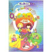 Prietenii ortogramelor (Editura: Aramis, Autor: Olga Piriiala ISBN 9786060092018)