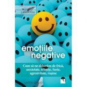 Emotiile negative. Cum sa ne eliberam de frica, anxietate, tristete, furie, agresivitate, rusine (Editura: Niculescu, Autor: Latifa Gallo ISBN 9786063804854)