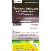Pachet Tehnologia Informatiei si a Comunicatiilor clasa a VI-a + SCRATCH