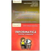 Pachet Tehnologia Informatiei si a Comunicatiilor clasa a VIII-a + INFORMATICA pentru gimnaziu