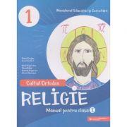 Religie manual pentru clasa I (Editura: Paralela 45, Autor: Daniel Cergan ISBN 9789734733347)
