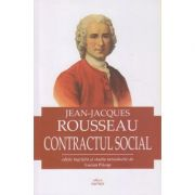 Contractul social (Editura: Cartex, Autor: Jean-Jacques ISBN 9786068893891)