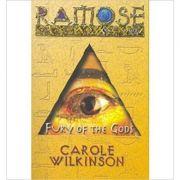 Ramose: Prince of Egypt - Fury of the Gods ( Editura: Catnip Books/Books Outlet, Autor: Carole Wilkinson ISBN 9781846470400)