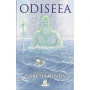 Odiseea/Roman grafic(Editura: Humanitas, Autor: Gareth Hinds ISBN 9789735069155)