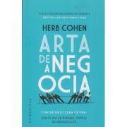 Arta de a negocia(Editura: Humanitas, Autor: Herb Cohen ISBN 9789735066505)