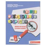Biroul detectivilor literari/Ateliere de lectura si scriere creativa (Editura: Paralela 45, Autor(i): Camelia Burlan, Alina Danciu ISBN 9789734731992)