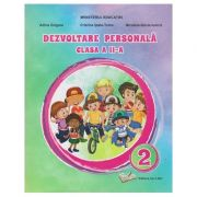 Dezvoltare personala manual pentru clasa a 2 a (Editura: Art Libri, Autor(i)@Adina Grigore, Cristina Ipate-Toma ISBN 9786063616297)