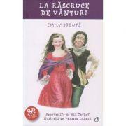 La rascruce de vanturi. Repovestire de Gill Tavher (Editura: Curtea Veche, Autor: Emily Bronte ISBN 9786064408440)