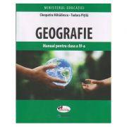 Geografie manual pentru clasa a 4 a (Editura: Aramis, Autor(i): Cleopatra Mihailescu, Tudora Pitila ISBN 9786060094692)