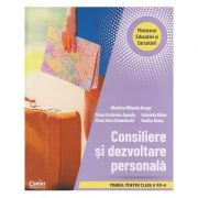 Consiliere si dezvoltare manual pentru clasa a 8 a (Editura: Corint, Autor(i): Nicoleta Mihaela Neagu, Diana Ecaterina Aprodu, Gabriela Balan ISBN 9786069447673)