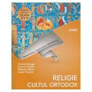 Religie Cultul Ortodox Manual pentru clasa a 5 +CD (Editura: Corint, Autor(i): Cristina Benga, Aurora Ciachir, Mihaela Ghitiu, Ioana Niculae ISBN 9786069447635)