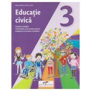 Educatie civica. Manual pentru clasa a III-a ( Editura: CD Press, Autori: Daniela Barbu, Cristiana Ana-Maria Boca, Marcela Claudia Calineci ISBN 9786065285415)