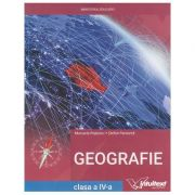 Geografie. Manual pentru clasa a IV-a ( Editura: Intuitext, Autori: Manuela Popescu, Stefan Pacearca ISBN 9786068681696 )