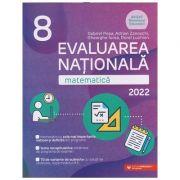 Evaluare nationala matematica 2022 clasa a 8 a (Editura: Paralela 45, Autor(i): Gabriel Popa, Adrian Zanoschi ISBN 9789734734481)
