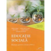 Educatie sociala manual pentru clasa a 8 a (Editura: CD Press, Autor(i): Daniela Barbu, Viorica-Bella Dorin ISBN 9786065285194)