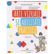 Arte vizuale si abilitati practice pentru clasa a 3 a (Editura: Didactica si Pedagogica, Autor(i): Kovacs Ferenc, Diana-Carmen Moldovan ISBN 9786063115080)