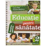 Educatie pentru sanatate manual pentru clasa a 2 a ( Editura: Didactica si pedagogica, Autor(i): Tudora Pitila, Cleopatra Mihailescu ISBN 9786063115127)