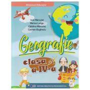 Geografie manual pentru clasa a 4 a (Marculet)(Editura: Didactica si Pedagogica, Autor: Ioan Marculet ISBN 9786063114847)