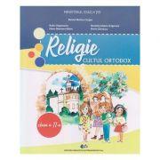 Religie cultul ortodox Manual pentru clasa a 2 a (Editura: Didactica si Pedagogica, Autor: Daniel Marius Cergan ISBN 9786063114823)