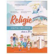 Religie cultul ortodox clasa a 4 a (Editura: Didactica si Pedagogica, Autor: Daniel-Marius Cergan ISBN 9786063114892)(uNGUREANU)