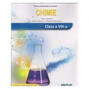 Chimie manual pentru clasa a 8 a (Editura: Intuitext, Autor(i): Marius Andruh, Iuliana Csteniuc, Mihaela Morcovenau ISBN 9786069030165)