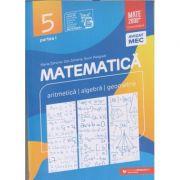 Matematica Consolidare clasa a 5 a Partea 1 2022(Editura: Paralela 45, Autor(I): Maria Zaharia, Dan Zaharia, Sorin Peligrad ISBN 9789734733996)