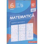 Matematica Consolidare clasa a 6 a Partea 1 2022(Editura: Paralela 45, Autor(i): Maria Zaharia, Dan Zaharia ISBN 9789734734016)