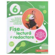 Fise de lectura si redactare clasa a 6 a (Editura: Paralela 45, Autor(I): Cristina Cergan, Cristina Radu, Iris Tanasescu ISBN 9789734734504)