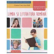 Limba si literatura romana manual pentru clasa a 5 a_CD Editura: Paralela 45, Autor(i): Geanina Cotoi, Irina Haila ISBN 9789734726127)