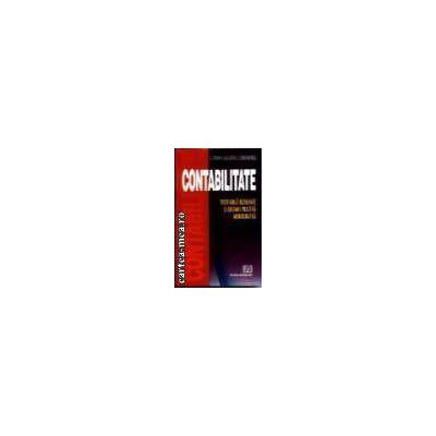 Contabilitate - teste grila rezolvate si lucrare practica monografica