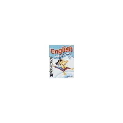 ENGLISH ADVENTURE STARTER B ACTIVITY BOOK(editura Longman, autor: CRISTIANA BRUNI isbn: 0-582-79152-9)