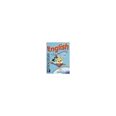 ENGLISH ADVENTURE STARTER B PUPIL'S BOOK(editura Longman, autor: CRISTIANA BRUNI isbn: 0-582-79157-x)