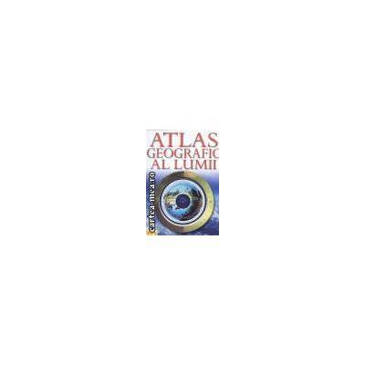Atlas geografic al lumii+CD